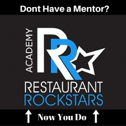 Opening a Restaurant - Don't Have a Mentor-