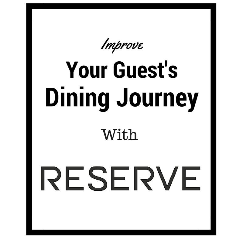 238: Improve your Guest's Dining Journey with Reserve.com