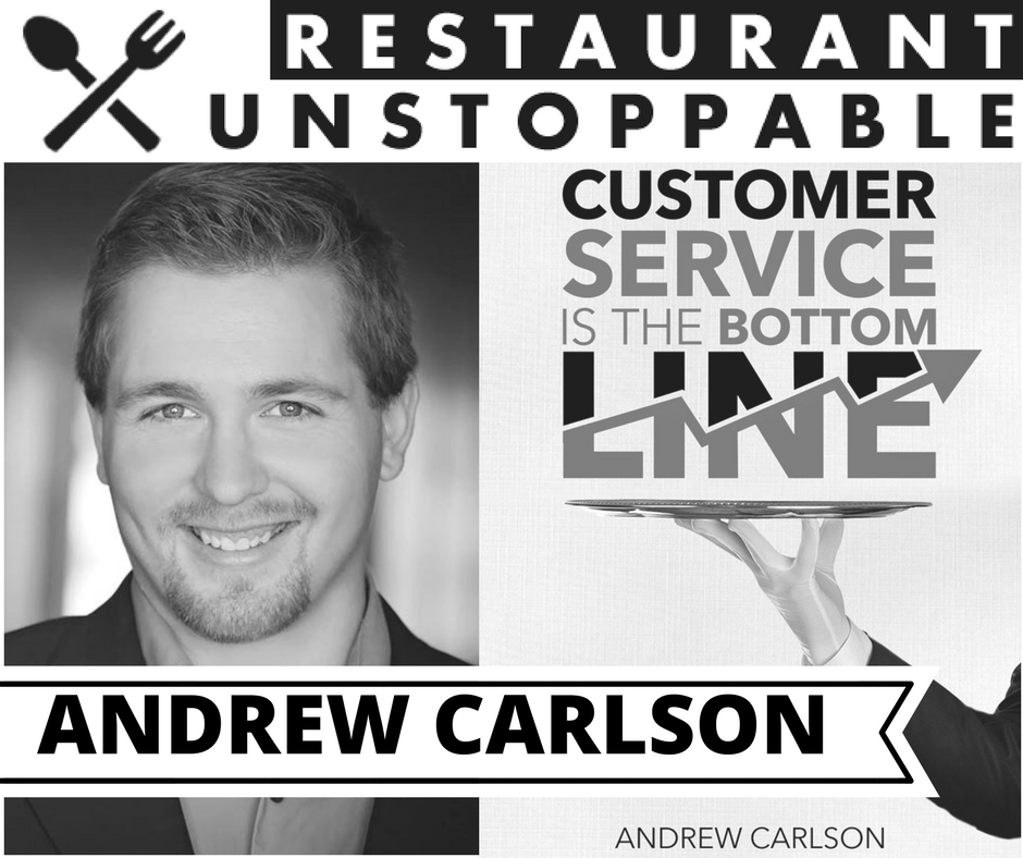 323: Discover what drives your bottom line with Andrew Carlson