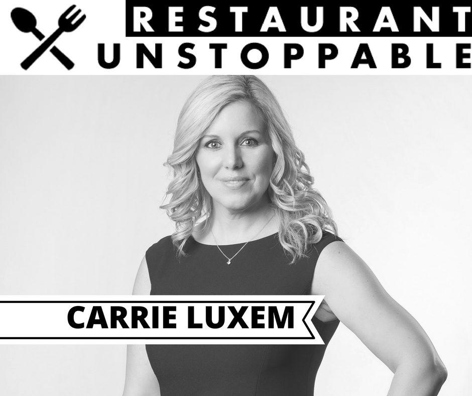 321: Your team won't care about you until you care about them with Carrie Luxem