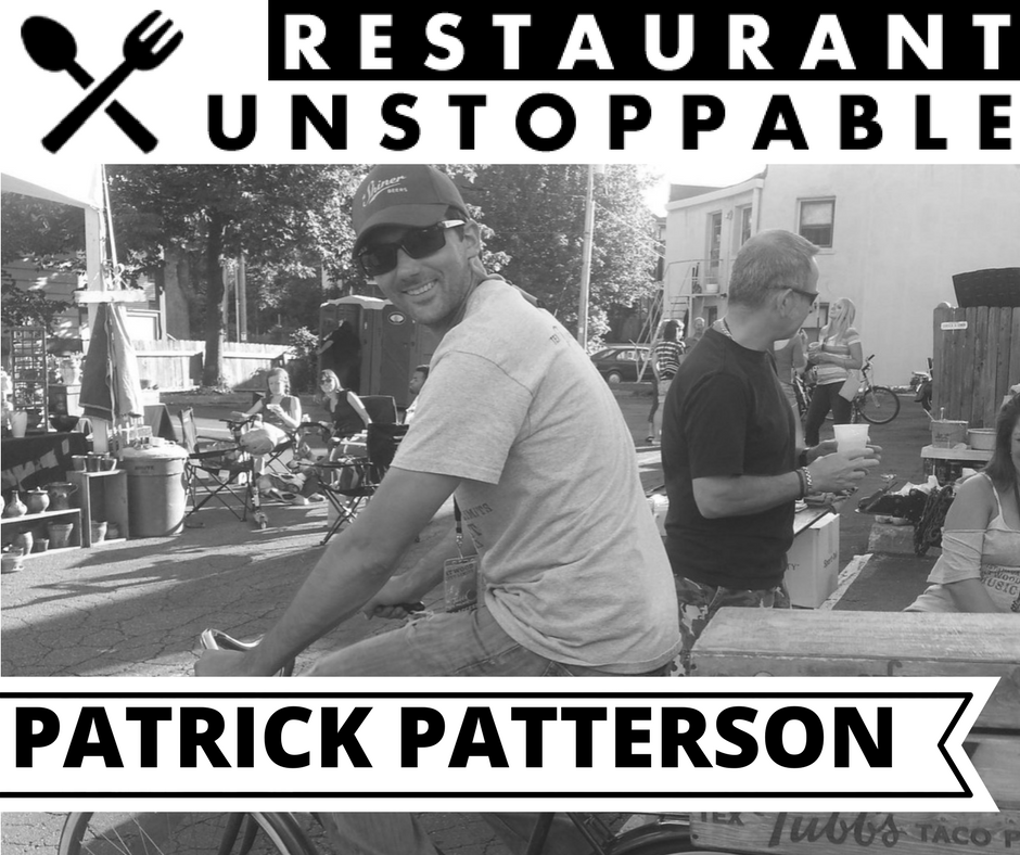 322: Providing the opportunity for growth with Patrick Patterson