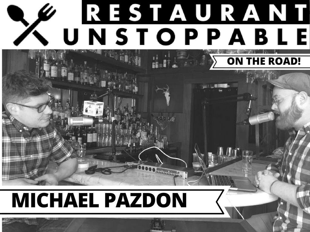 325: The best defense is none with Michael Pazdon