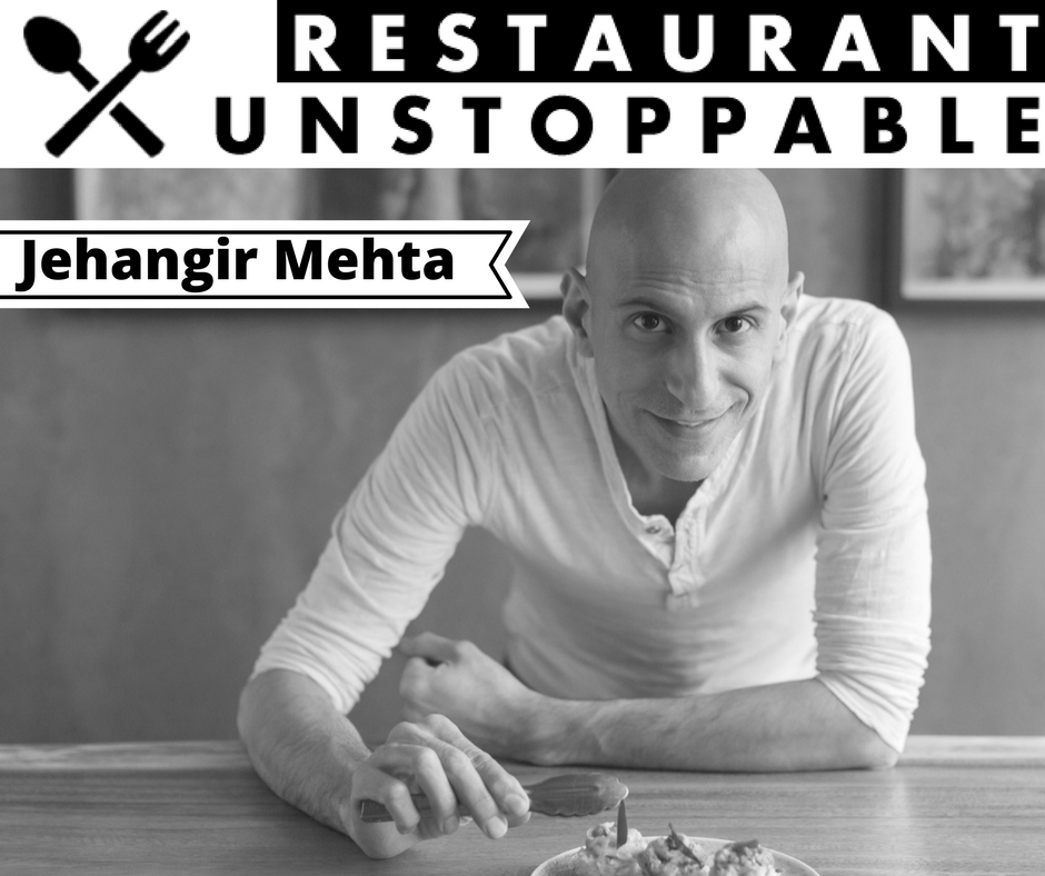 335: Making everyone around you happy with Jehangir Mehta