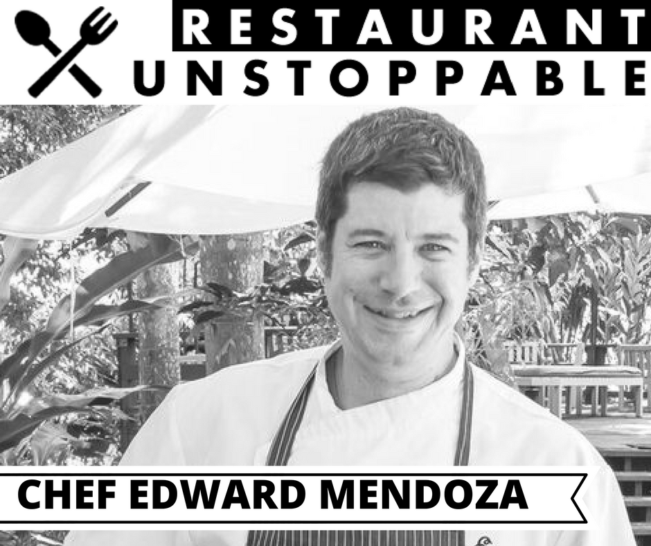 339: Watching the money with Chef Edward Mendoza