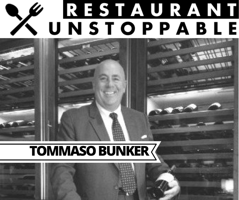 342: Calmness and communication with Tommaso Bunker