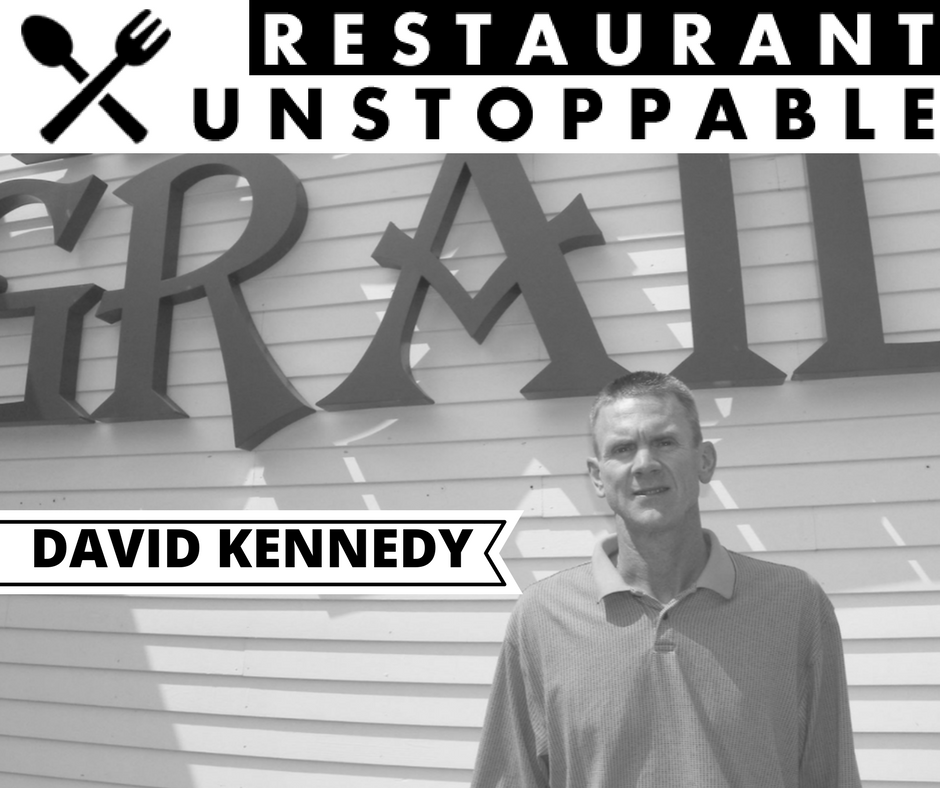 353: Divine foods and heavenly spirits with David Kennedy