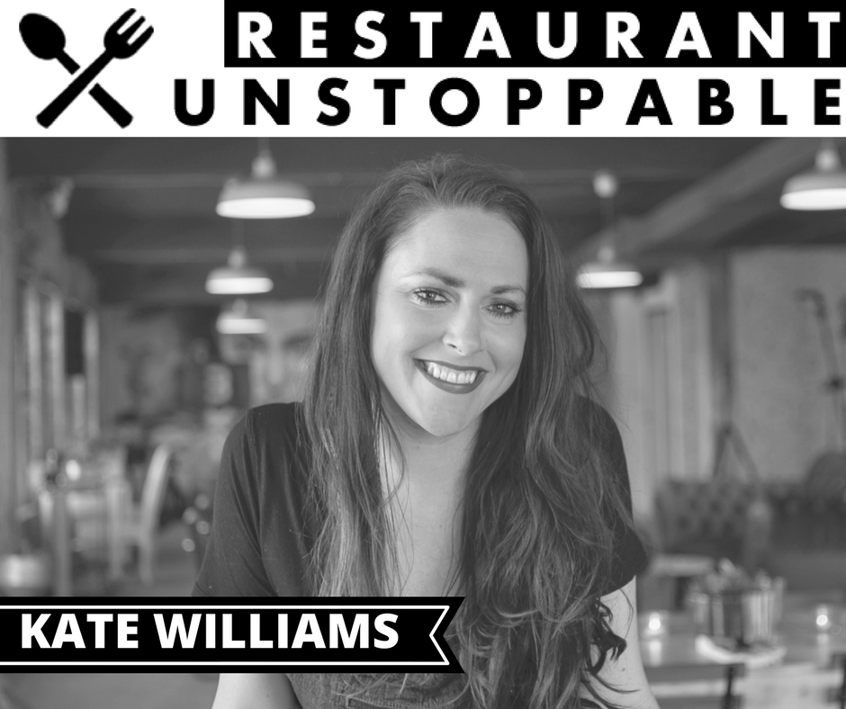 348: Trusting your gut with Kate Williams