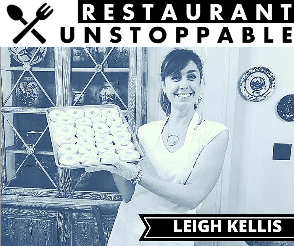 347: A passion for donuts and life with Leigh Kellis