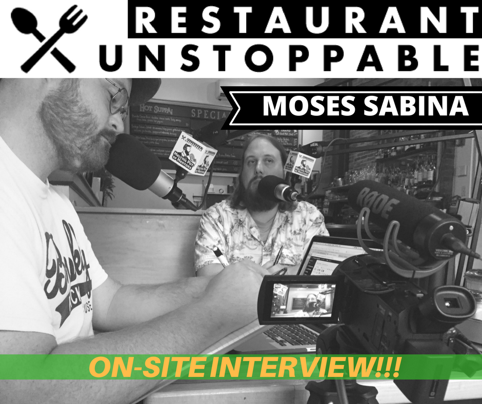 346: Always improving your business with Moses Sabina