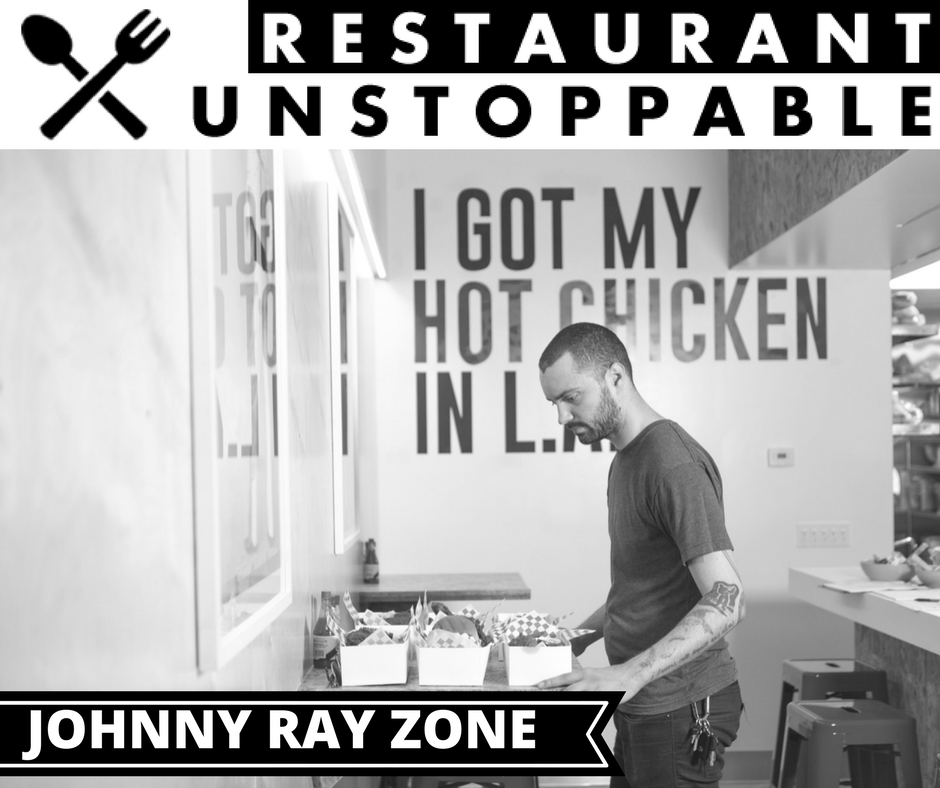 349: Being grateful with Johnny Ray Zone