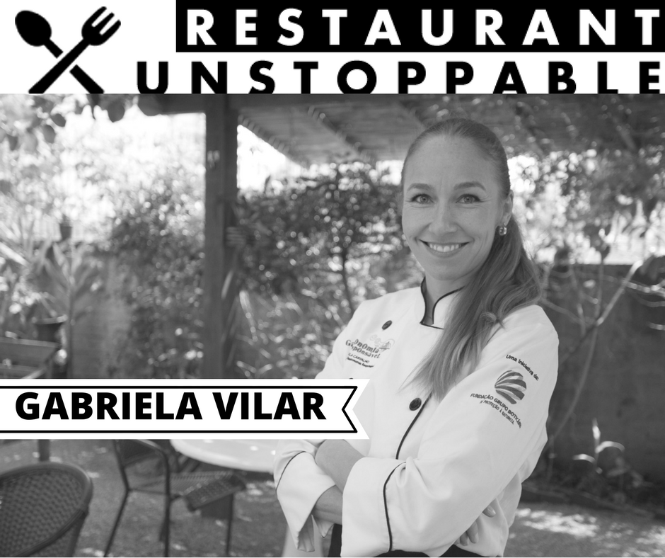 368: Art, culture, tradition, and food with Chef Gabriela Vilar
