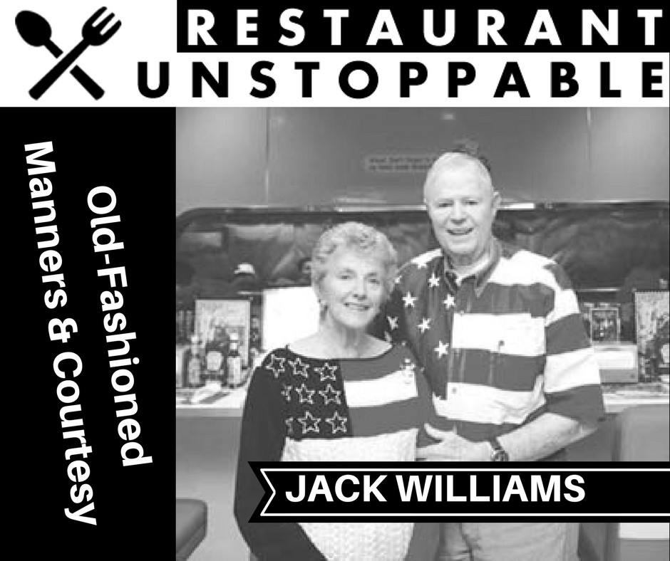 370: Old-fashioned manners and courtesy with Jack Williams