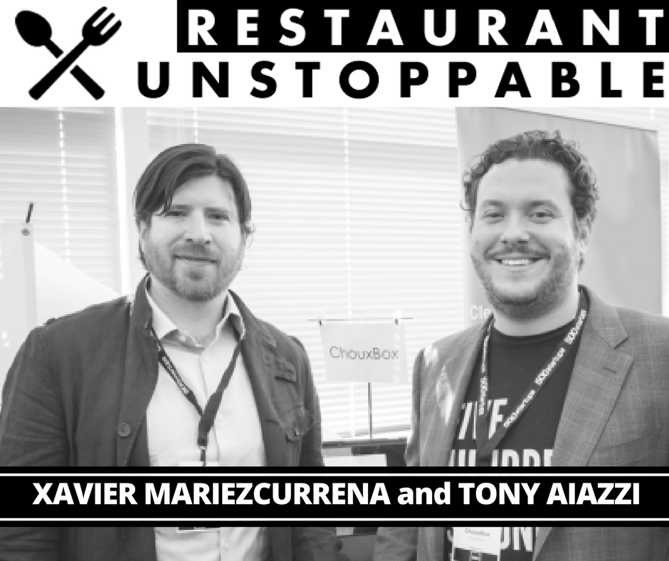 363: Blaming yourself with Xavier Mariezcurrena and Tony Aiazzi