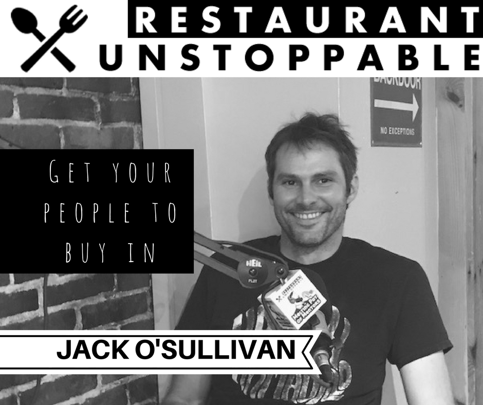 371: Getting your people to buy in with Jack O'Sullivan