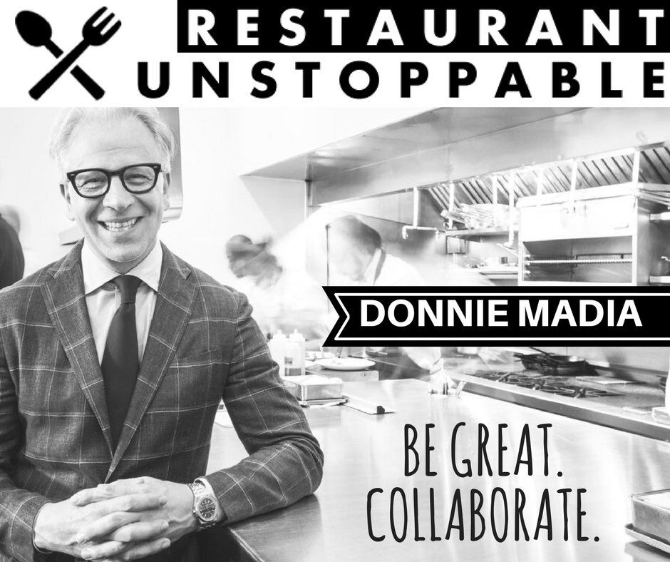 382: Collaborating with the greatness in others with Donnie Madia