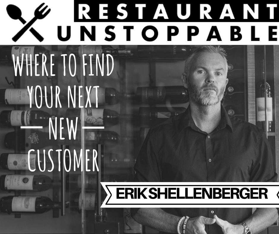 383: 5 places NEW customers come from with Erik Shellenberger