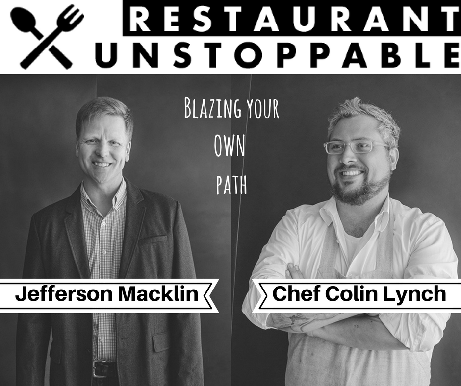 384: Blazing your own path with Colin Lynch & Jefferson Macklin
