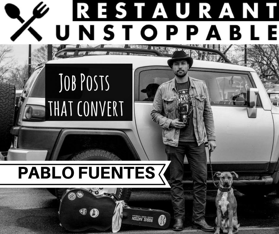 386: Writing job posts that convert with Pablo Fuentes