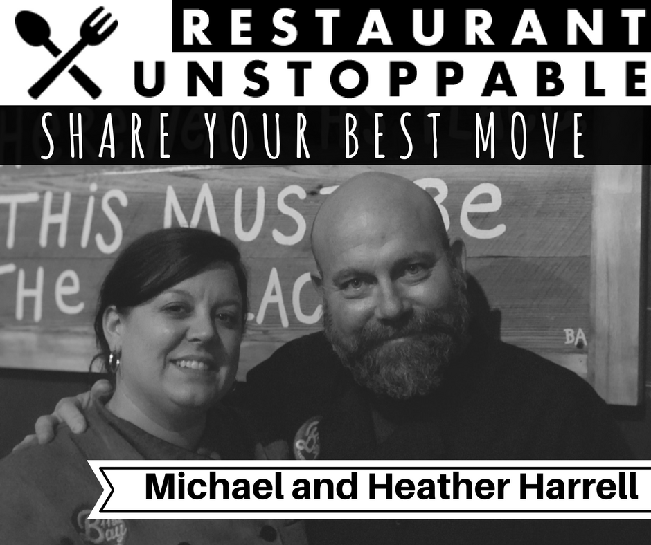 397: Shareing your best move with Michael and Heather Harrell