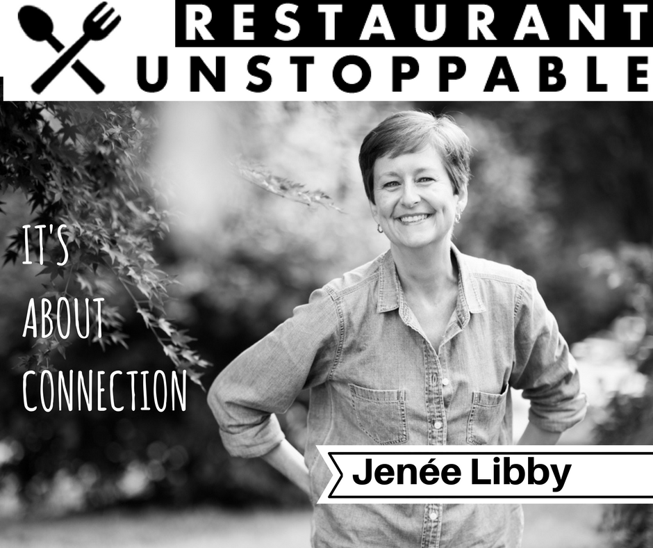 394: Strengthening connections with Jenée Libby