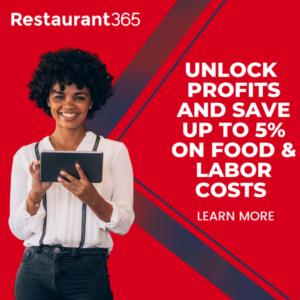 Restaurant365 Banner