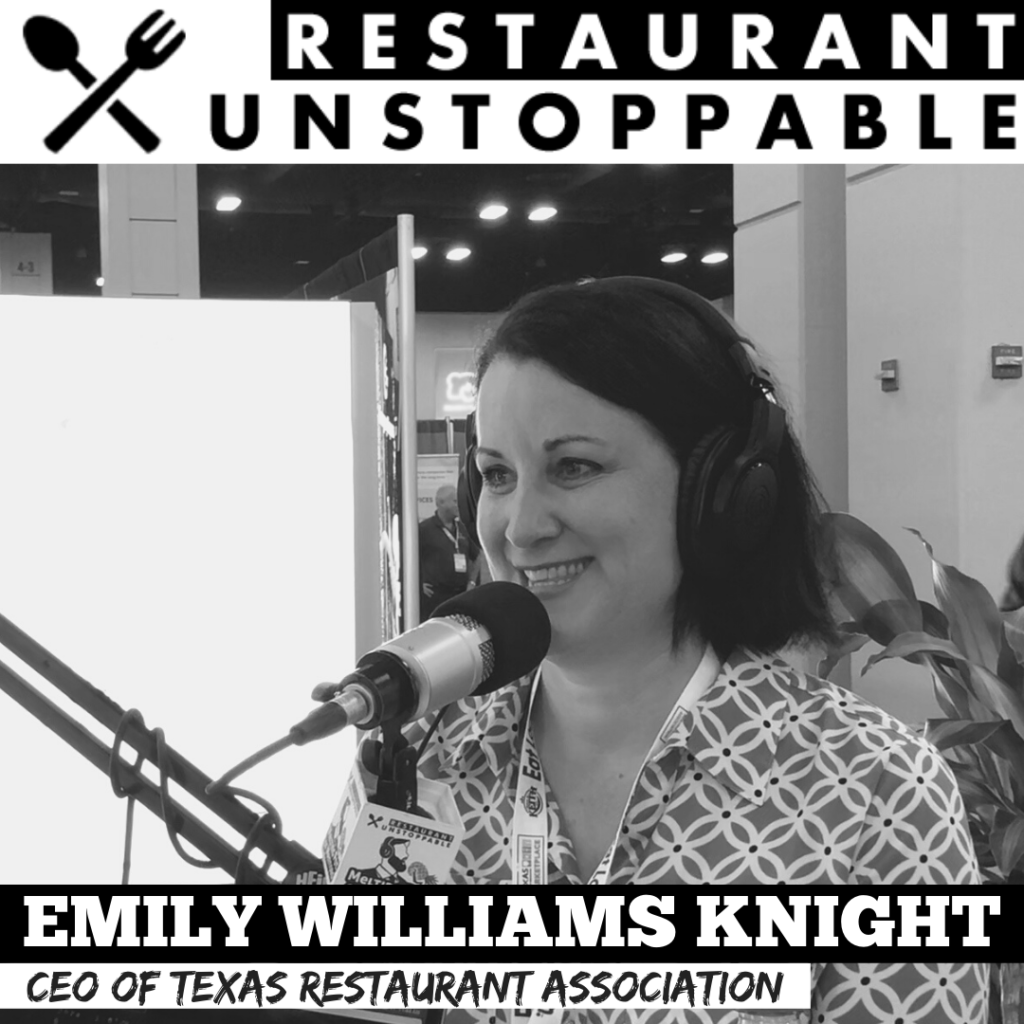 Emily Williams Knight Restaurant Unstoppable Podcast