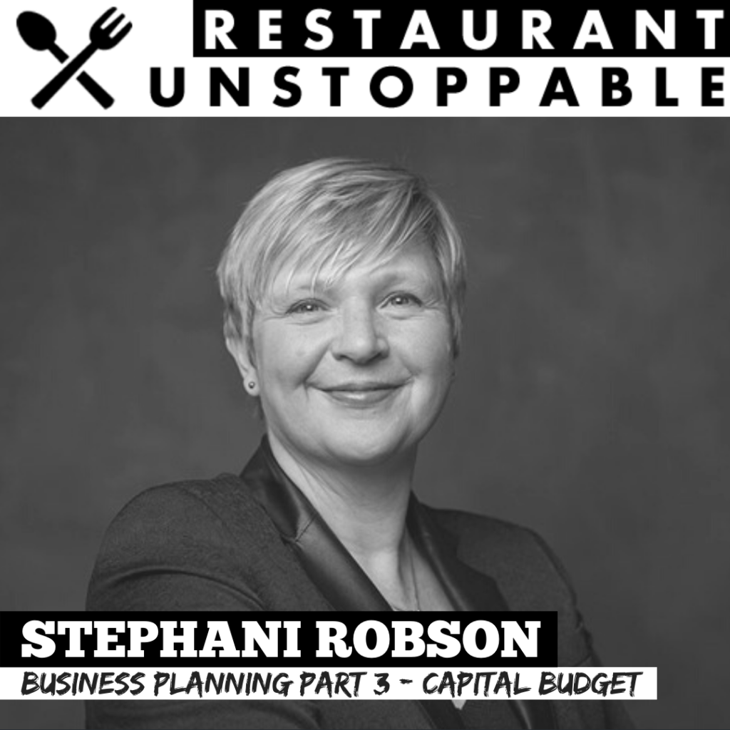 Stephani Robson Restaurant Unstoppable Podcast